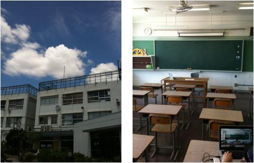 世田谷ものづくり学校の一教室