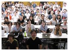 1時間目:BiNDの授業(デザイン)