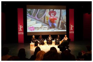 ベルリン滞在記(2)『ベルリン国際映画祭にまつわる話』